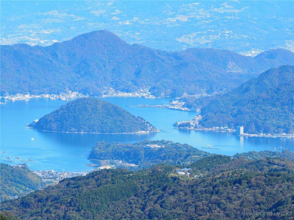 だるま山高原レストハウス裏手からの景色3