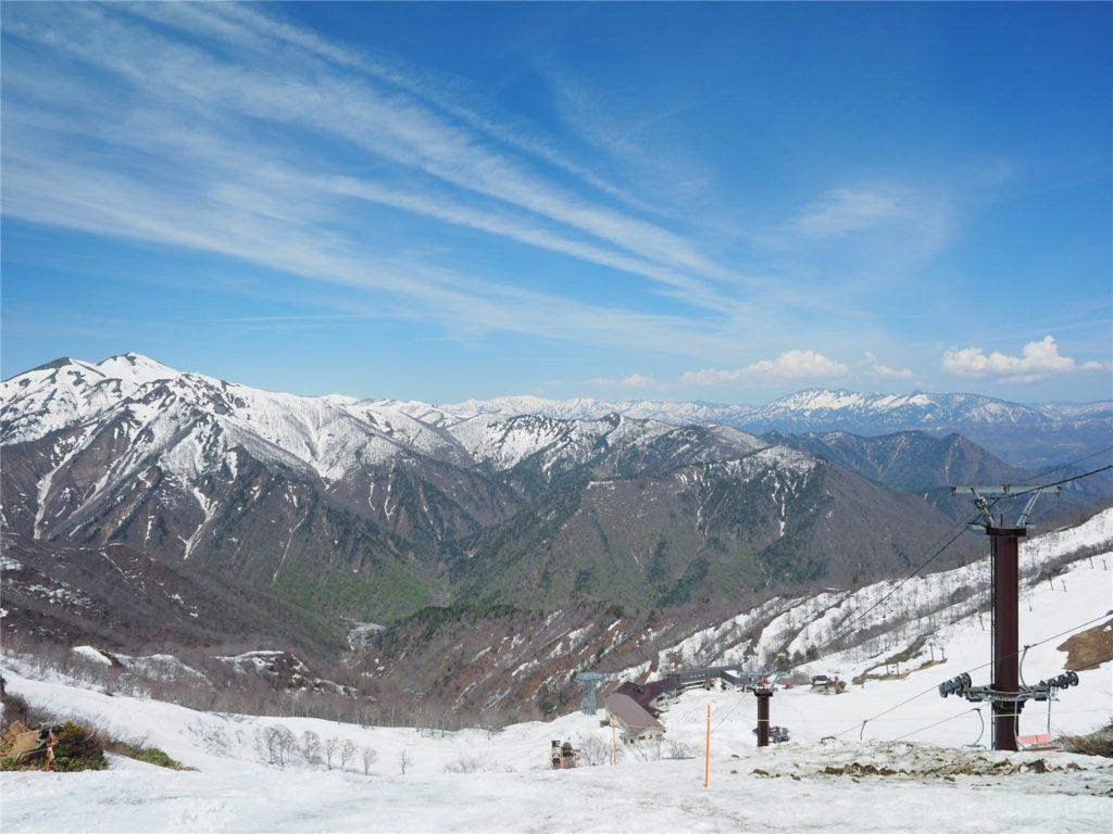 天神峠からの景色1
