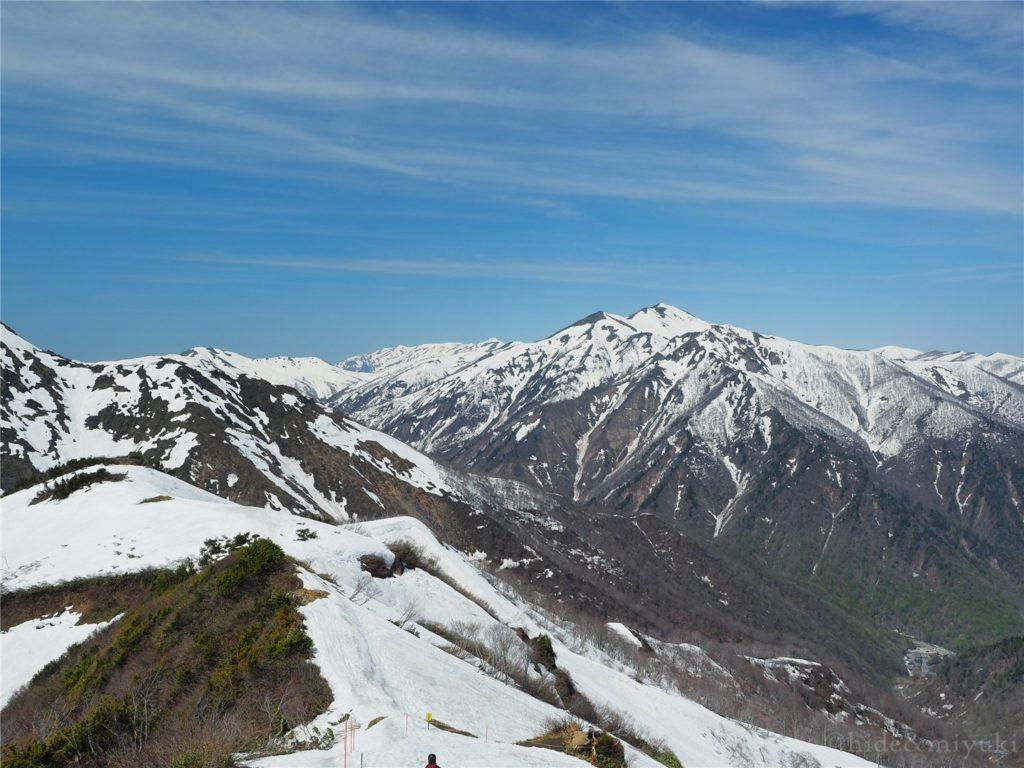 天神峠からの景色2