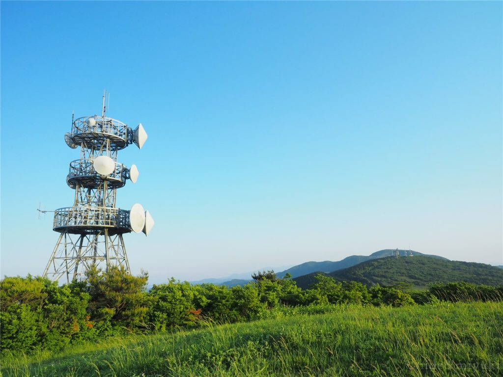 滝知山園地からの写真3
