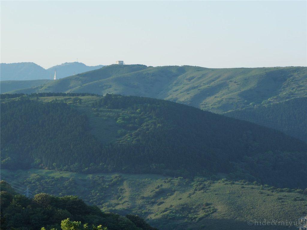 滝知山園地からの写真4