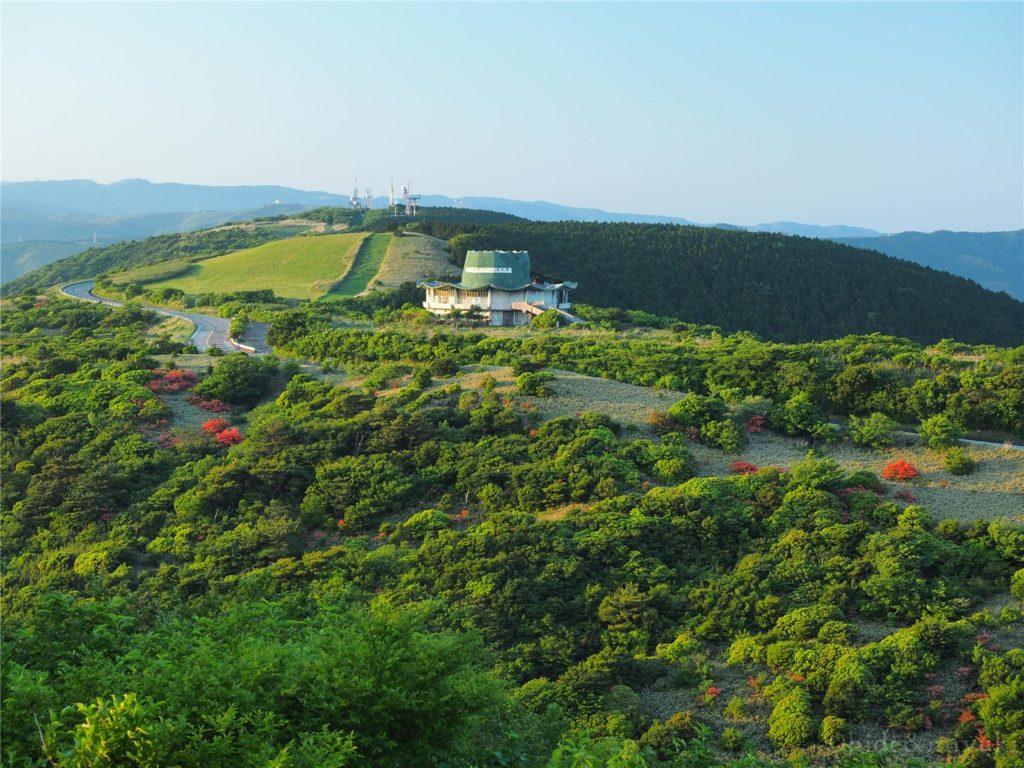 玄岳展望台付近からの景色1