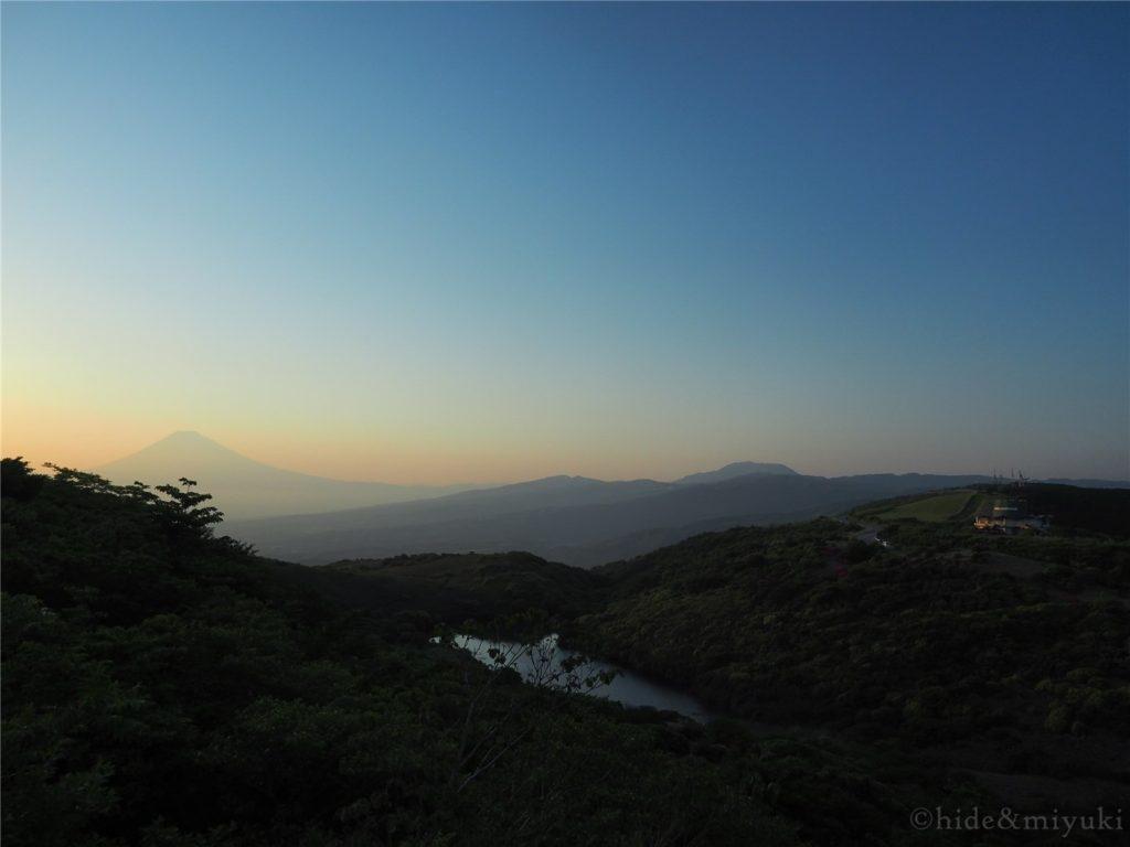玄岳展望台付近からの景色2